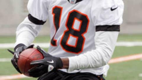 No. 73: A.J. Green, WR, Bengals