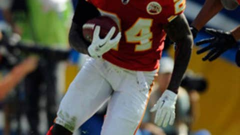 No. 87: Brandon Flowers, CB, Chiefs
