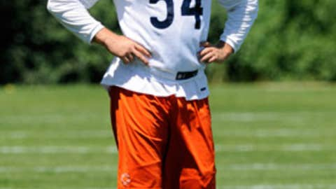 No. 51: Brian Urlacher, LB, Bears