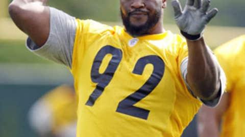 No. 62: James Harrison, LB, Steelers