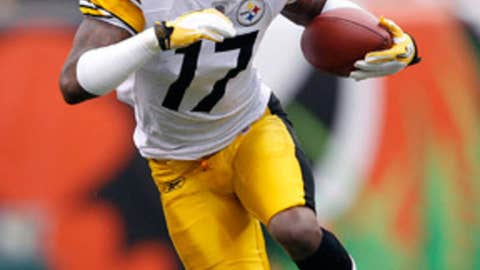 No. 80: Mike Wallace, WR, Steelers