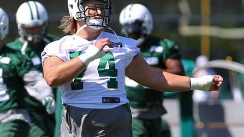 No. 46: Nick Mangold, C, Jets