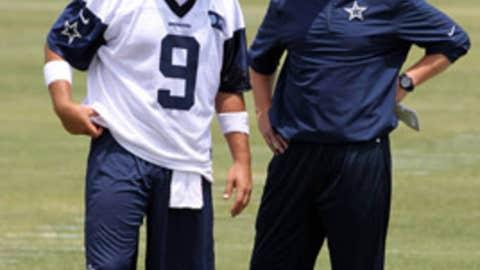 No. 67: Tony Romo, QB, Cowboys
