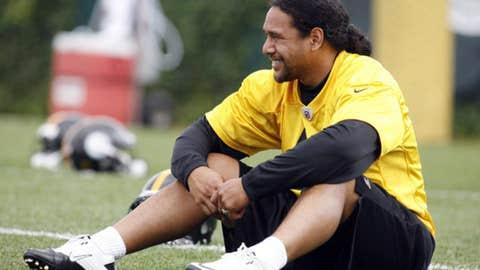 No. 65: Troy Polamalu, S, Steelers