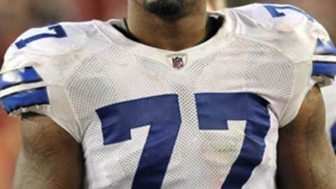 No. 68: Tyron Smith, OT, Cowboys
