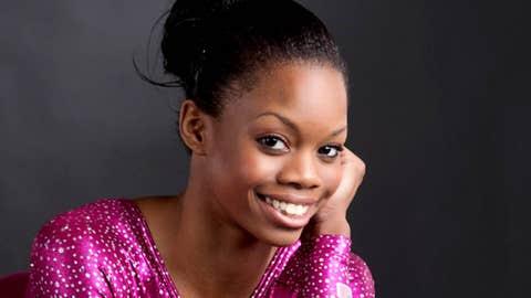 Team USA women's gymnast Gabby Douglas
