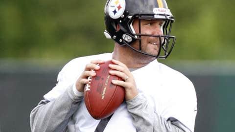 6. Ben Roethlisberger, QB, Steelers