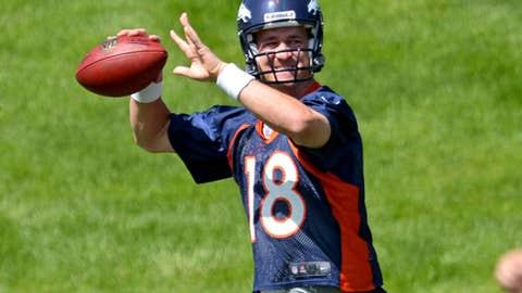 5. Peyton Manning, QB, Broncos