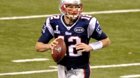 1. Tom Brady, QB, Patriots