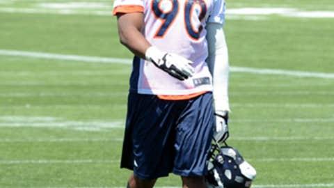 Jason Hunter, DE, Broncos