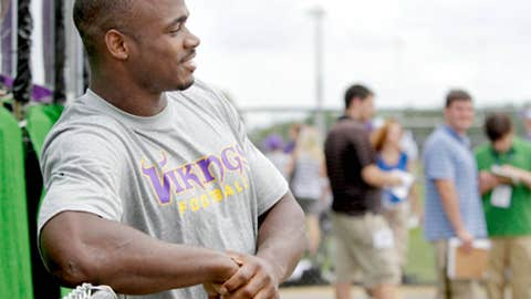 Minnesota: Is it wise to rest Adrian Peterson the rest of the preseason?