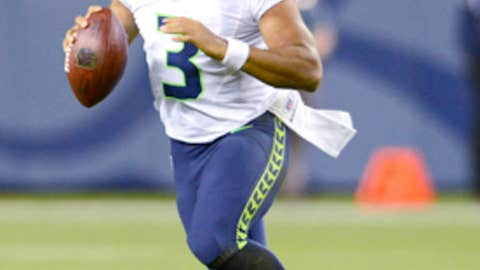 Seattle: Will rookie Russell Wilson really emerge as Seattle's No. 1 QB?