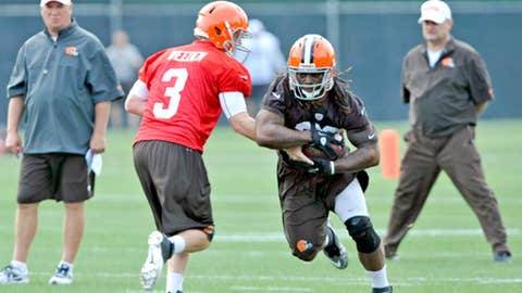 Cleveland: Will Richardson log any playing time?