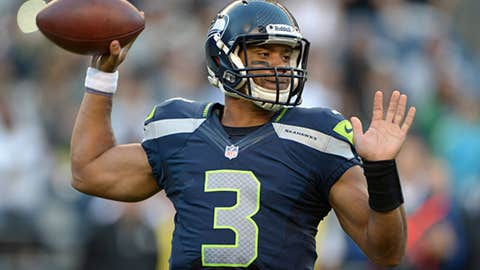 Russell Wilson turns his opponent into an 'Insomniac'