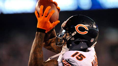 """Brandon Marshall is """"Hitchin' a Ride"""" to Chicago"""