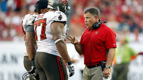 Greg Schiano is not Raheem Morris, and the 2012 Buccaneers are not the 2011 Buccaneers: