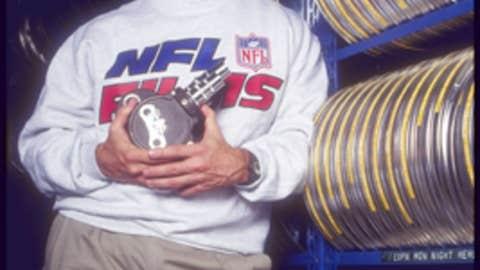 Steve Sabol: 1942-2012
