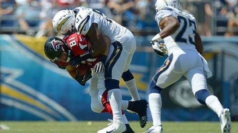 San Diego: Defensive end Kendall Reyes