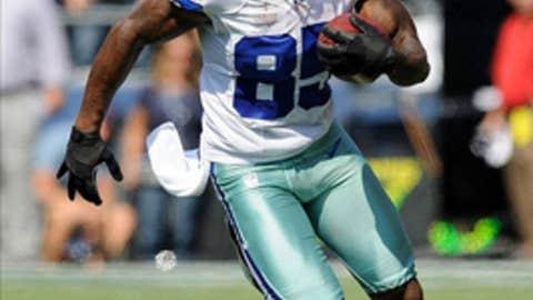 Dallas: Wide receiver Kevin Ogletree