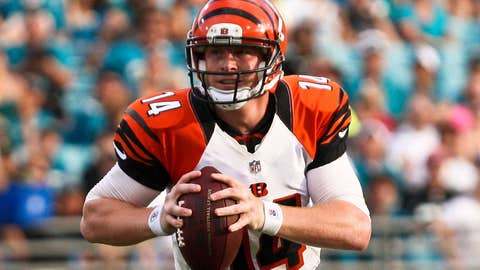 The sneaky Bengals and their quest to win the AFC North.