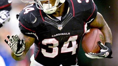 Ryan Williams, RB, Cardinals