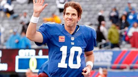 Contender: New York Giants (3-2)