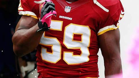 Minnesota Vikings at Washington Redskins (Sunday, 4:25 p.m. ET, FOX)