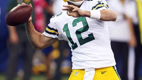 Green Bay Packers at Houston Texans (Sunday, 8:20 p.m. ET, NBC)