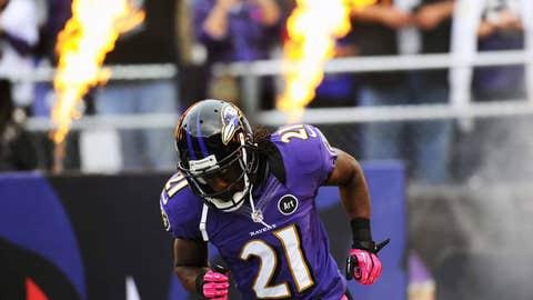 Lardarius Webb, CB, Ravens