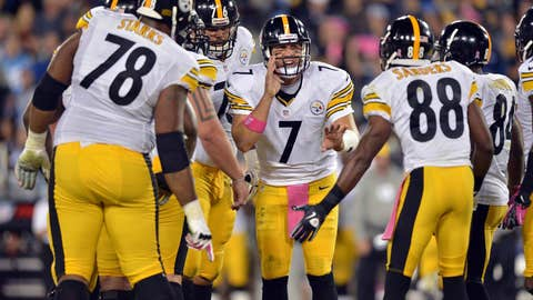 Can the Steelers win on the road?