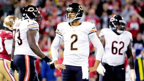 The Bears need Jay Cutler back … fast