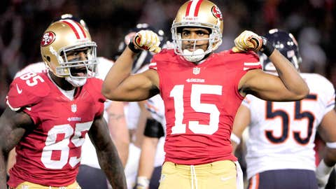 Niners have some playmakers
