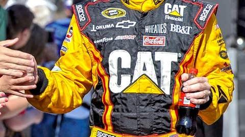 Jeff Burton, Richard Childress Racing