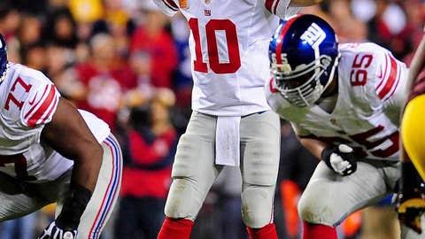The Giants look to avenge last season's low point.