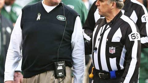 The Jets. The Jaguars. Yuck.