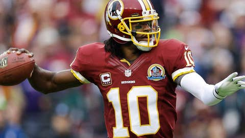 Everybody's right about RG3