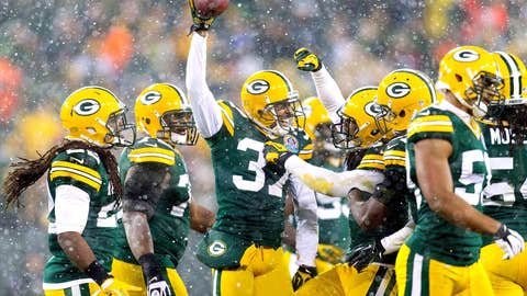 The Packers love hosting the Lions