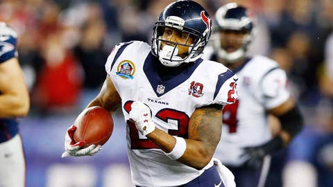 Texans' offense sputters on the road