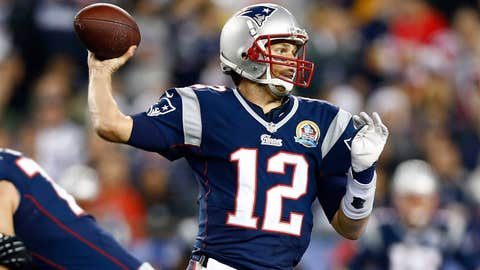 Brady continues to play at a high level
