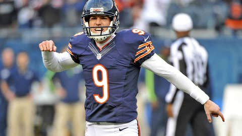Robbie Gould, Bears, K
