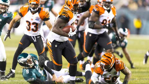 Bengals D wins the day
