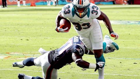 Daniel Thomas, RB, Dolphins