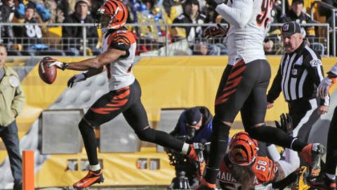 Bengals have become the Steelers