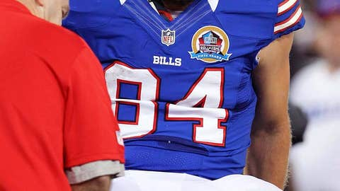 Scott Chandler, TE, Buffalo Bills