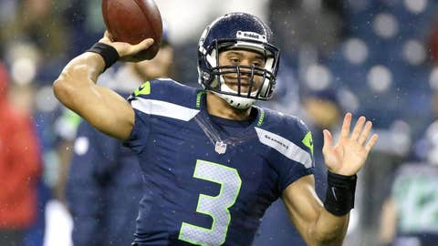St. Louis Rams at Seattle Seahawks (Sunday, 4:25 p.m. ET on FOX)