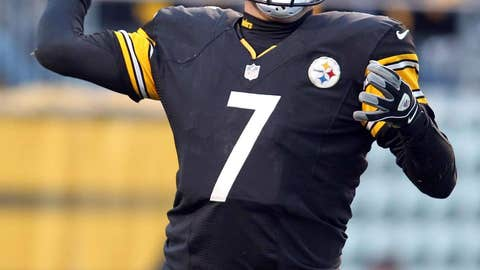 Cleveland Browns at Pittsburgh Steelers (Sunday, 1 p.m. ET on CBS)