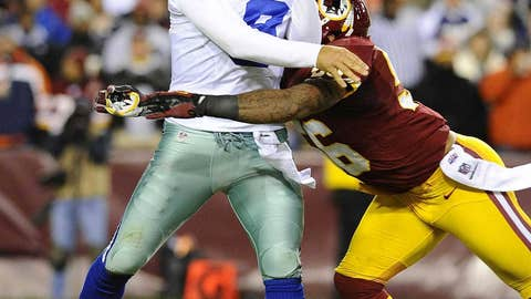 Another big game. Another Tony Romo disappointment