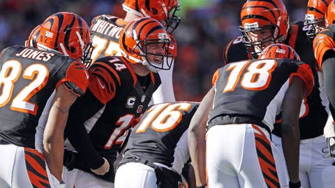 The Bengals could be the team to watch in the AFC