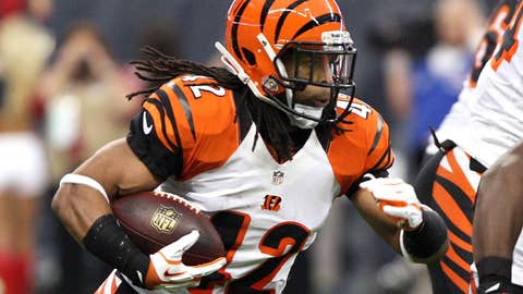 Bengals need a changeup