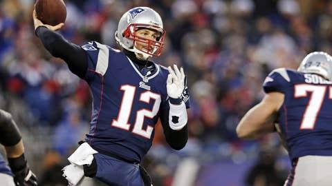 Texans at Patriots, Sunday at 4:30 p.m. ET (CBS)
